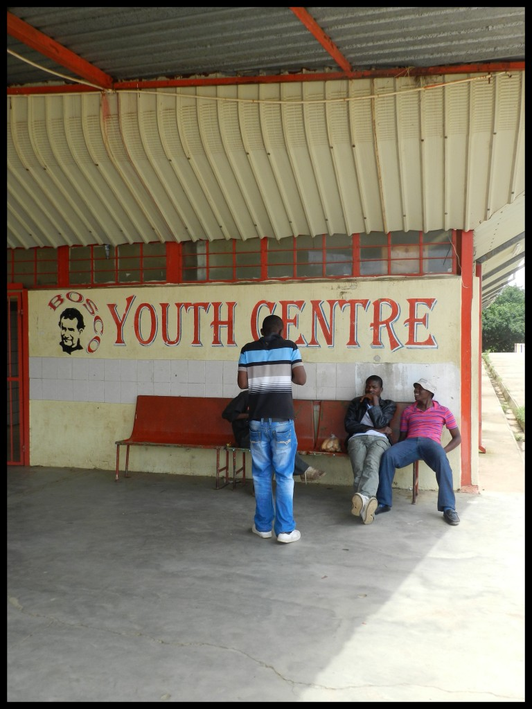 Bosco Youth Hall
