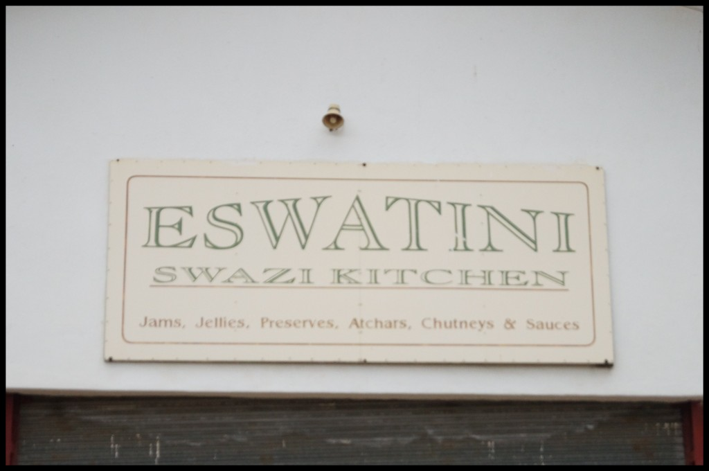 Eswatini Kitchen